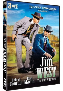 Jim West: 3ª Temporada - Vol. 2