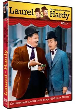 Laurel & Hardy: Sus Mejores Cortos - Vol. 4