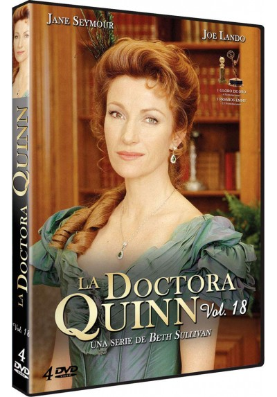La Doctora Quinn - Vol. 18 (Dr. Quinn, Medicine Woman)