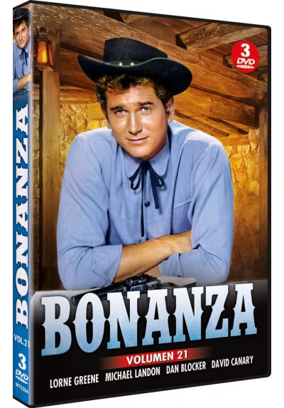 Bonanza: La Serie - Vol. 21