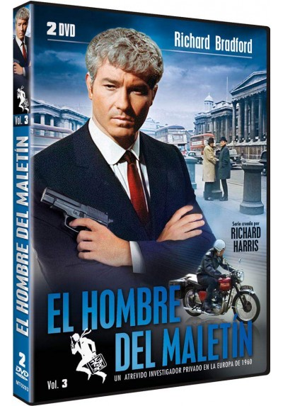 El Hombre Del Maletín - Vol. 3 (Man In A Suitcase)