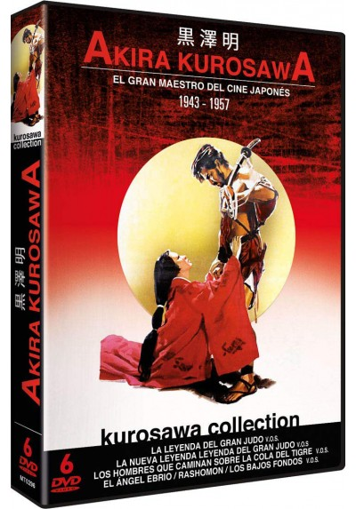 Akira Kurosawa - Collection (V.O.S.)