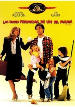 Las Locas Peripecias de un Sr. Mamá (Mr. Mom)