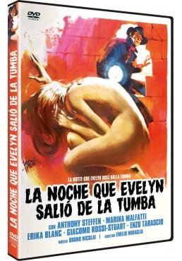 La Noche Que Evelyn Salió De La Tumba (La Notte Che Evelyn Uscì Dalla Tomba)