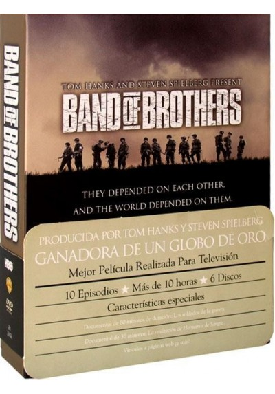 Pack Hermanos de Sangre (Band of Brothers)