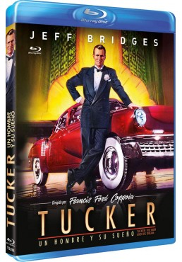 Tucker: Un Hombre Y Su Sueño (Blu-Ray) (Tucker: The Man And His Dream)