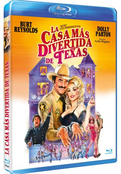 La Casa Más Divertida De Texas (Blu-Ray) (The Best Little Whorehouse In Texas)