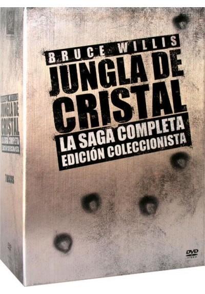 Jungla de Cristal - La Saga Completa Edición Coleccionista