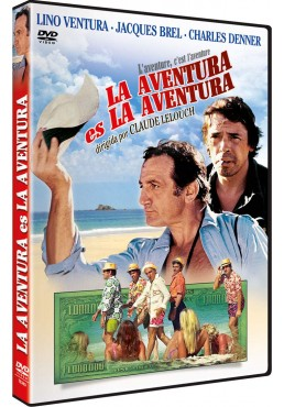 La Aventura Es La Aventura (L'Aventure, C'Est L'Aventure)