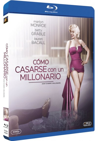 Cómo Casarse Con Un Millonario (Blu-Ray) (How To Marry A Millonaire)