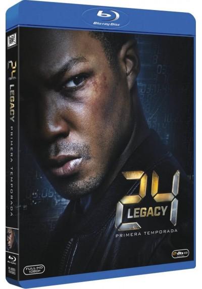 24: Legacy - 1ª Temporada (Blu-Ray)