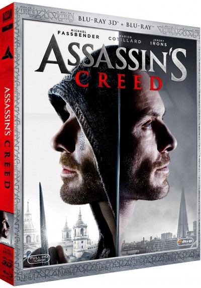 copy of Assassin'S Creed (Blu-Ray)