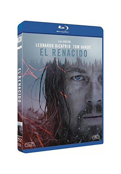 El Renacido (The Revenant) (Blu-Ray)