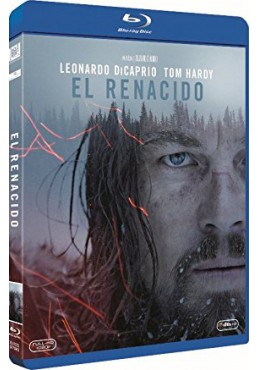 El Renacido (The Revenant) (Blu-Ray)