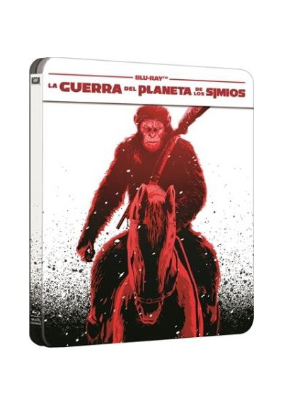 La Guerra Del Planeta De Los Simios (Blu-Ray) (Ed. Metálica) (War For The Planet Of The Apes)