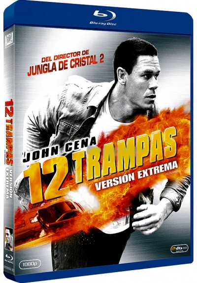 12 Trampas (Blu-Ray) (12 Rounds)