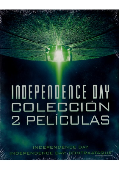 Independence Day 1 + 2 (Blu-Ray)