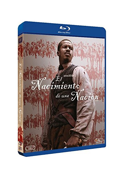 El Nacimiento De Una Nación (2016) (Blu-Ray) (The Birth Of A Nation)