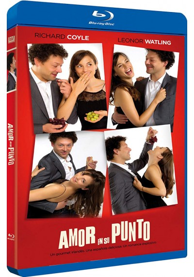 Amor En Su Punto (Blu-Ray) (The Food Guide To Love)