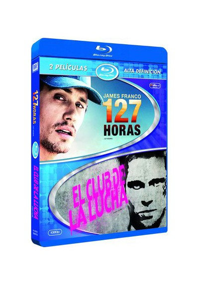 127 Horas / El Club De La Lucha (Blu-Ray)