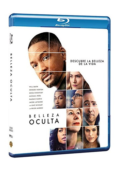 Belleza Oculta (Blu-Ray + Copia Digital) (Collateral Beauty)
