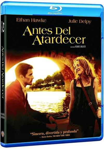 Antes del amanecer (Blu-Ray)