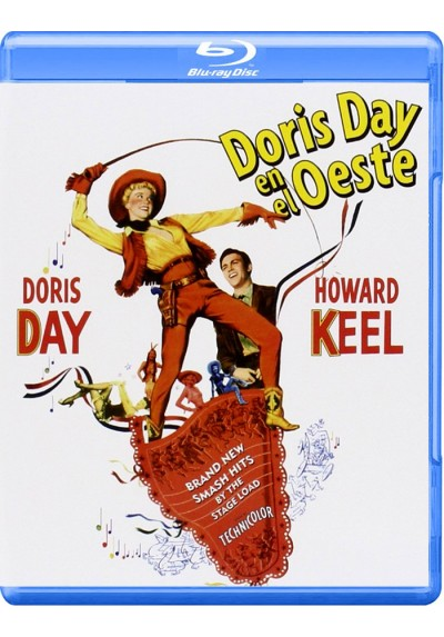 Doris Day En El Oeste (Blu-Ray) (Calamity Jane)