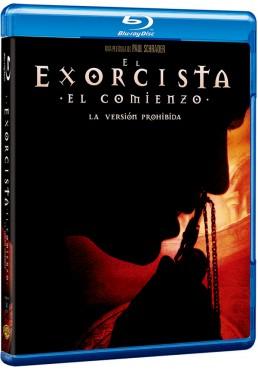El Exorcista, El Comienzo (La Versión Prohibida) (Blu-Ray) (Dominion: Prequel To The Exorcist)