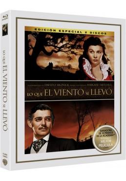 Lo Que El Viento Se Llevó (Blu-Ray) (Ed. Especial) (Gone With The Wind)