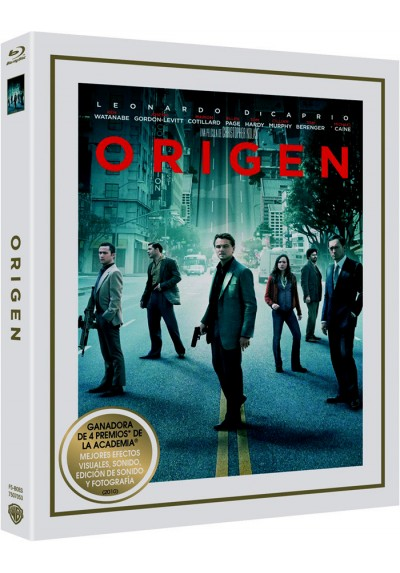 Origen (Blu-Ray) (Inception)