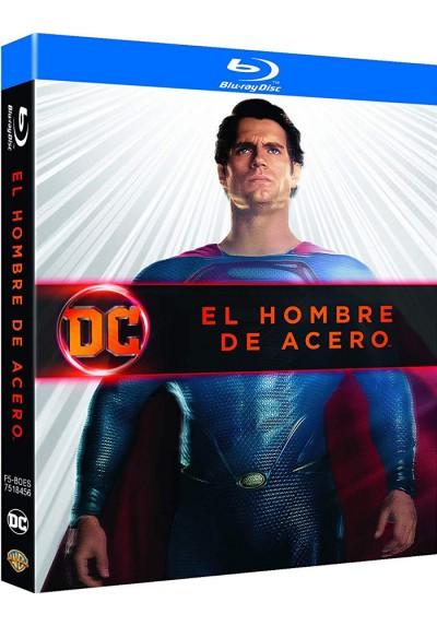 El Hombre De Acero (Blu-Ray) (Ed. 2018) (Man Of Steel)