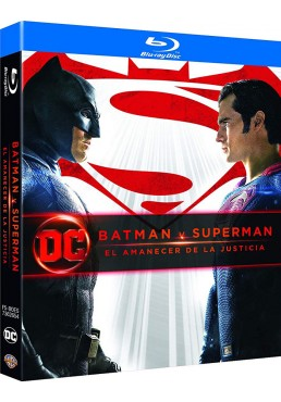 Batman V Superman: El Amanecer De La Justicia (Blu-Ray) (Ed. 2018) (Batman V Superman: Dawn Of Justice)