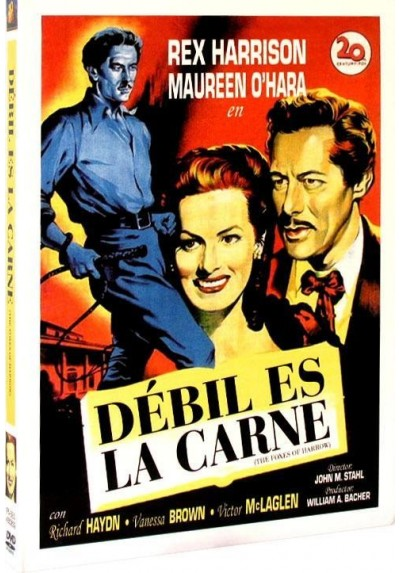 Débil es la Carne (The Foxes of Harrow)