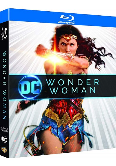 Wonder Woman (Blu-Ray) (Ed. 2018)
