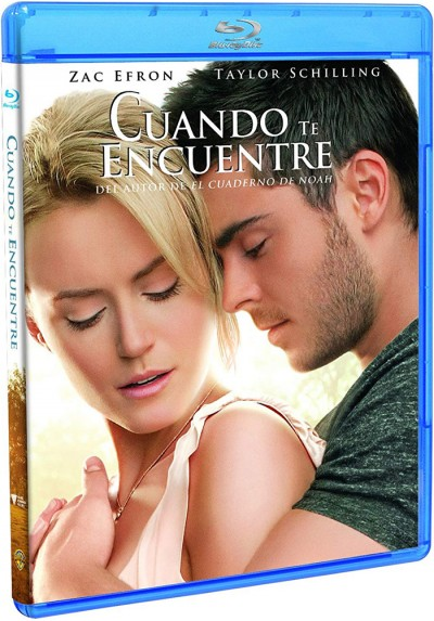 Cuando Te Encuentre (Blu-Ray) (The Lucky One)