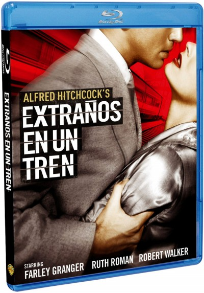 Extraños En Un Tren (Blu-Ray) (Strangers On A Train)