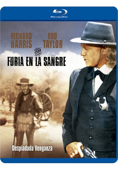 Con Furia En La Sangre (Blu-Ray) (The Deadly Trackers)