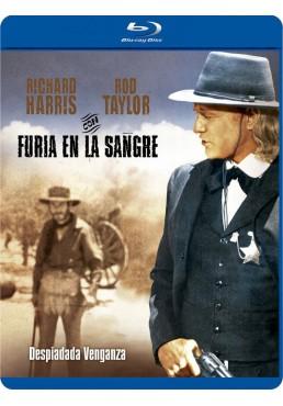 Con Furia En La Sangre (Blu-Ray) (The Deadly Trackers)