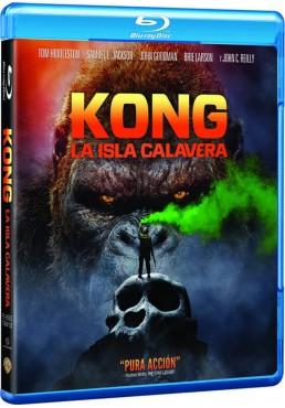Kong: La Isla Calavera (Blu-Ray + Copia Digital) (Kong: Skull Island)