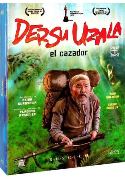 Dersu Uzala, El Cazador - Edición Especial (DVD+Libro) (Dersu Uzala)