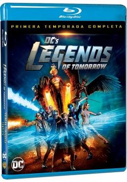 Dc´s Legends Of Tomorrow : 1ª Temporada (Blu-Ray)