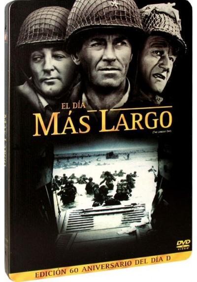 El Día Más Largo - Estuche Metálico (The Longest Day)