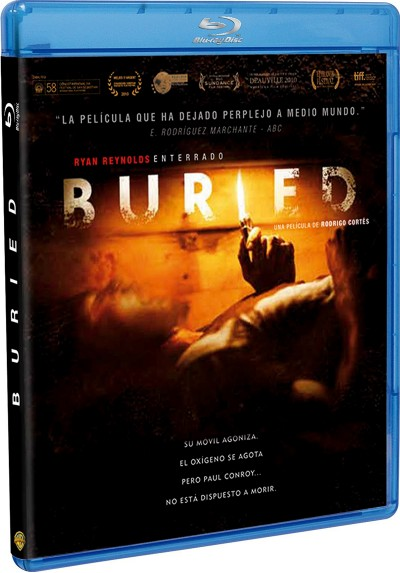 Buried (Enterrado) (Blu-Ray)