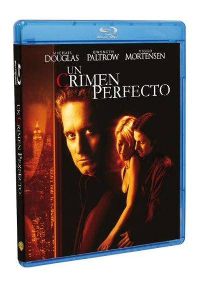 Un Crimen Perfecto (Blu-Ray) (A Perfect Murder)