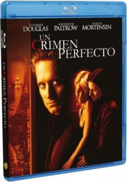 Un Crimen Perfecto (Blu-Ray) (A Perfect Murder)