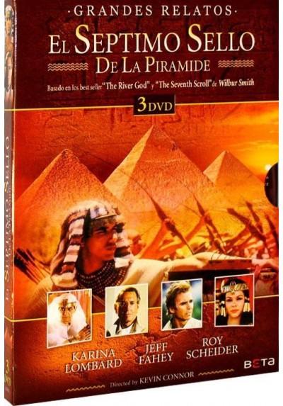 El Séptimo Sello de la Pirámide (The Seventh Scroll)
