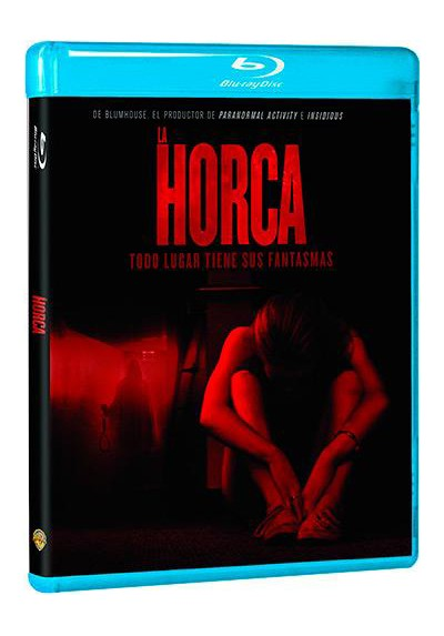 La Horca (Blu-Ray) (The Gallows)