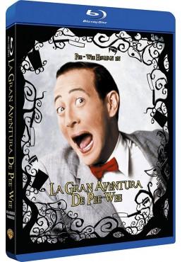 La Gran Aventura De Pee Wee (Blu-Ray) (Pee-Wee´s Big Adventure)