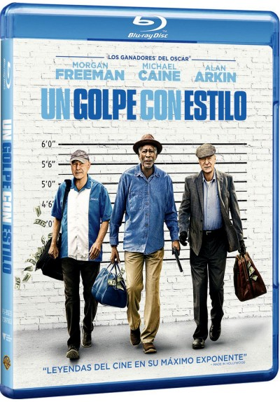 Un Golpe Con Estilo (Blu-Ray) (Going In Style)