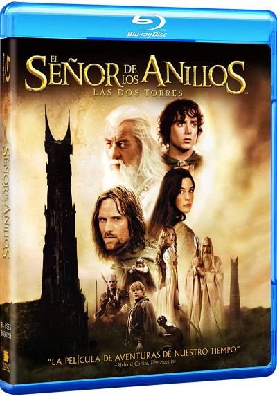 El Señor De Los Anillos: Las Dos Torres (Blu-Ray) (The Lord Of The Rings: The Two Towers)